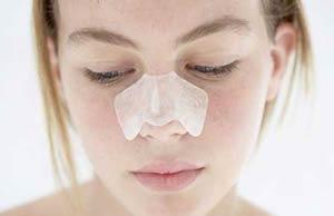pores on face