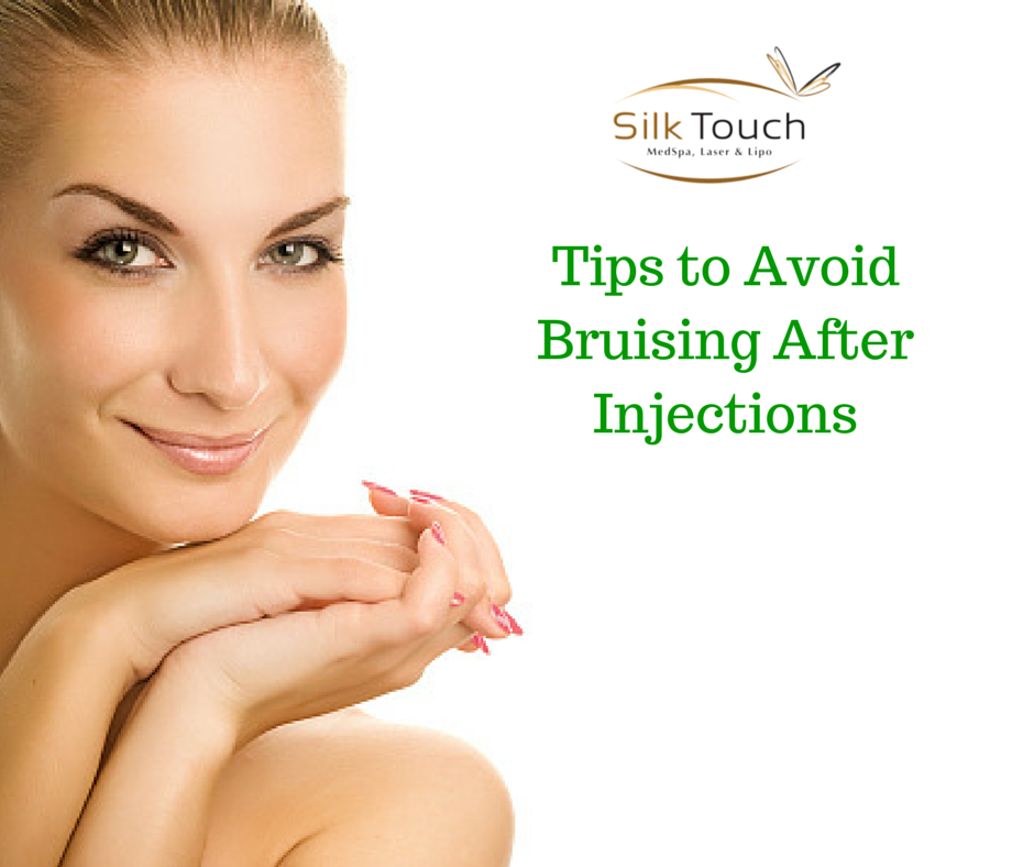 Tips to Avoid Bruising After Injections