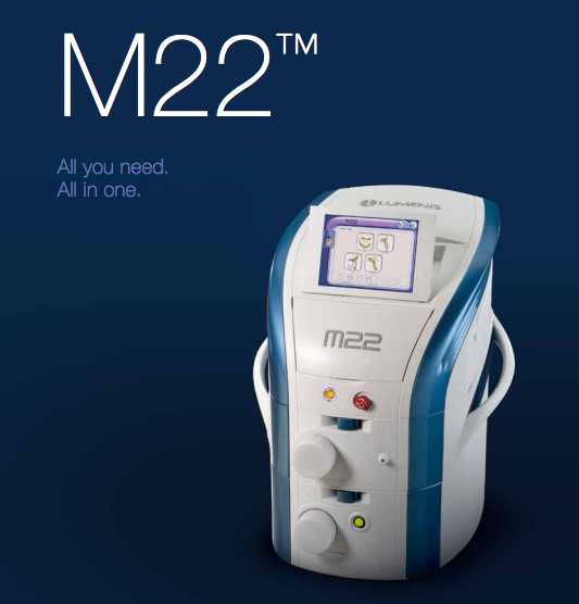 New at Silk Touch! One Machine... 4 New Treatments. M22 Laser treatments are here!